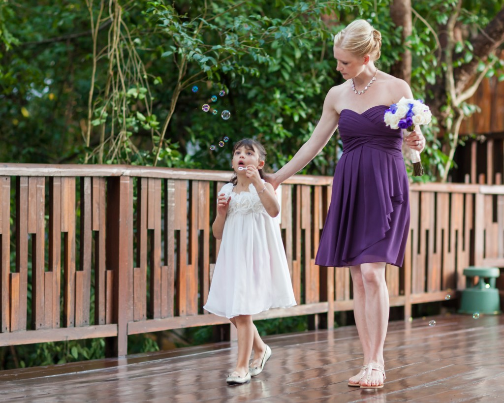 Azul Fives Wedding Ceremony