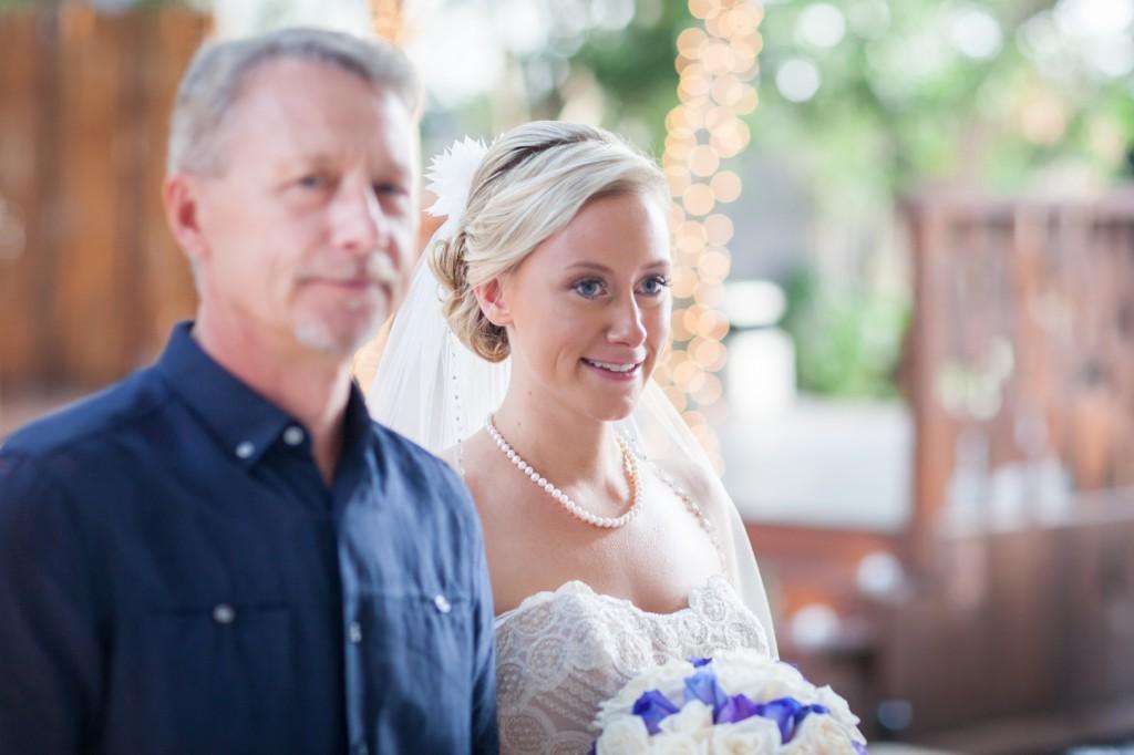 Wedding Ceremony Azul Fives Resort