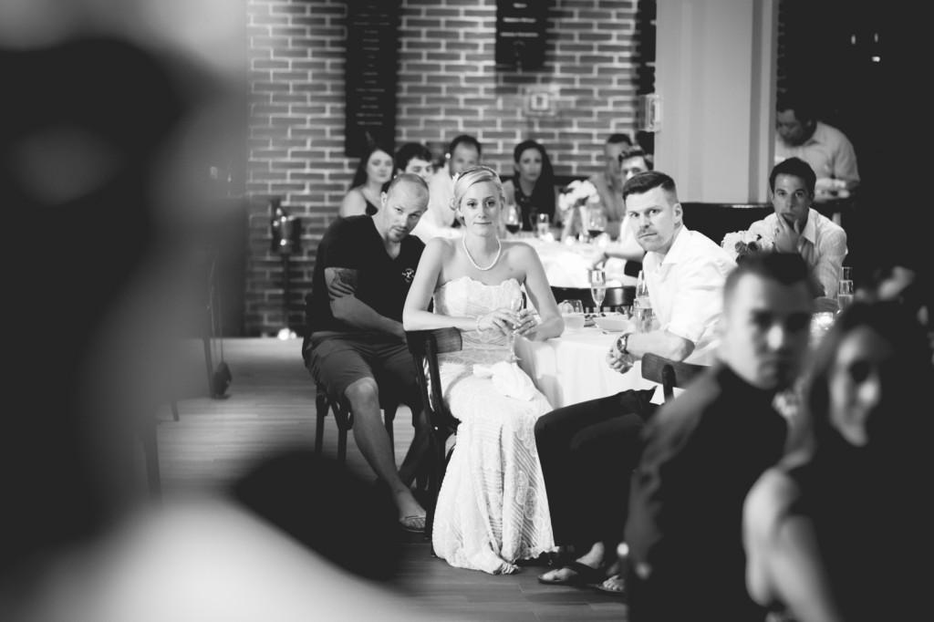 Wedding Reception Azul Fives