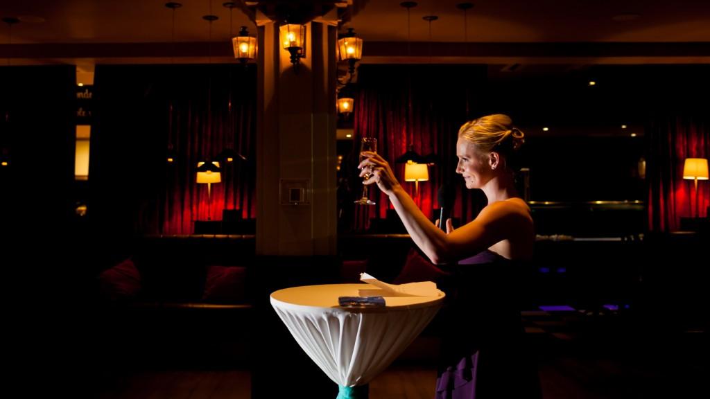 French Restaurant Wedding Reception Azul Fives