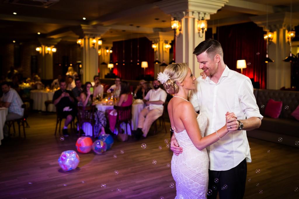 Azul Fives Wedding Dance
