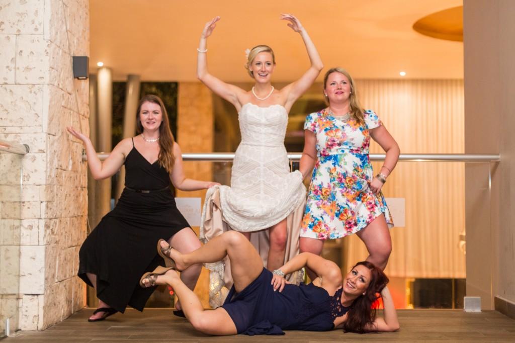 Wedding at Azul Fives