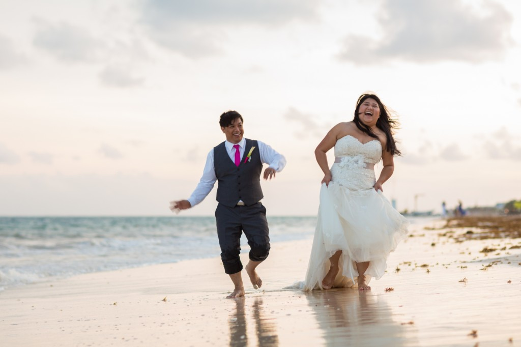 dreams cancun destination wedding