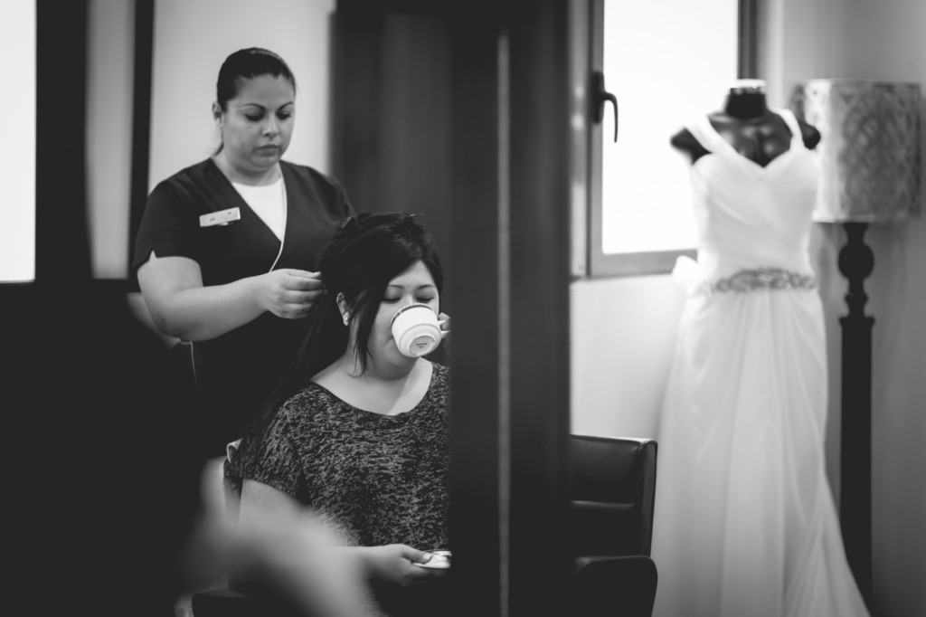 Dreams Cancun Destination Wedding - Dreams Resort Salon