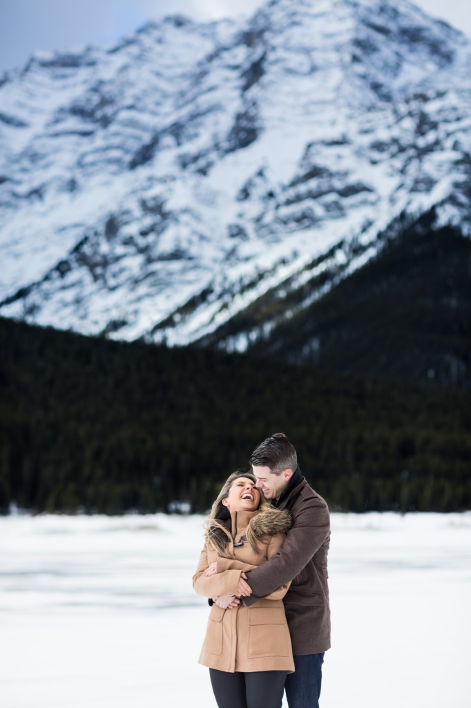 Canmore Mountain Engagement 9