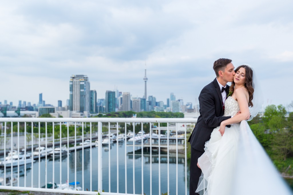 Wedding Pictures From The Atlantis Pavilion Wedding In Toronto