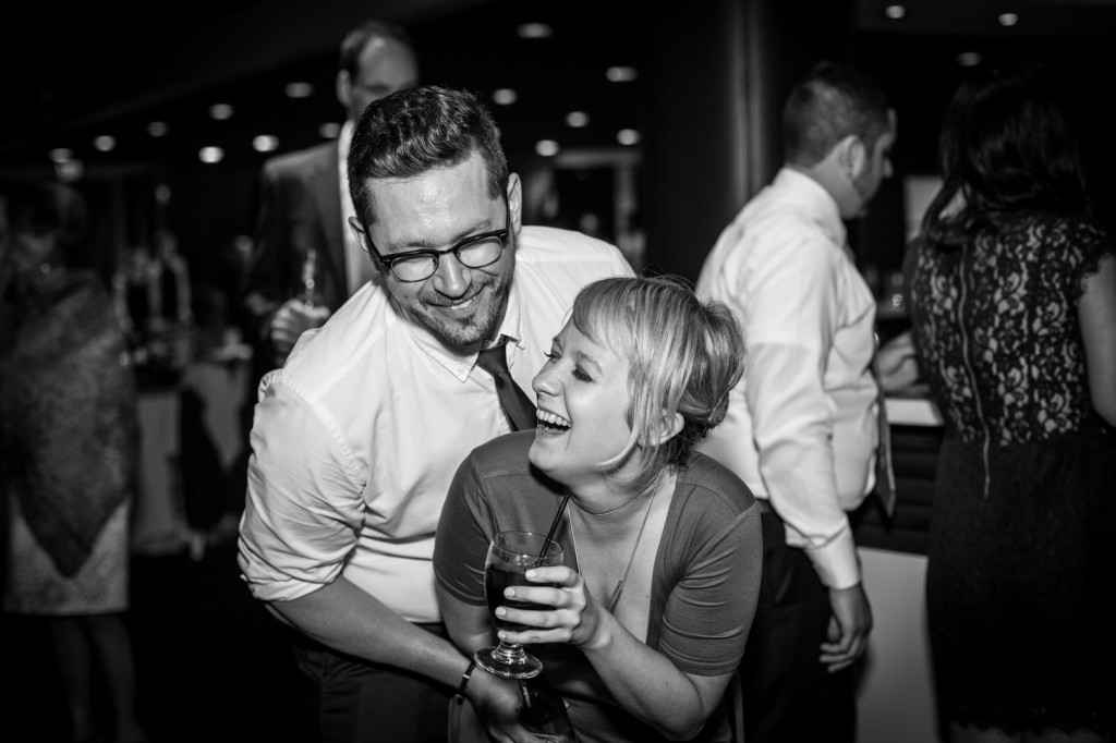 Photos of Guests Dancing at Toronto Wedding
