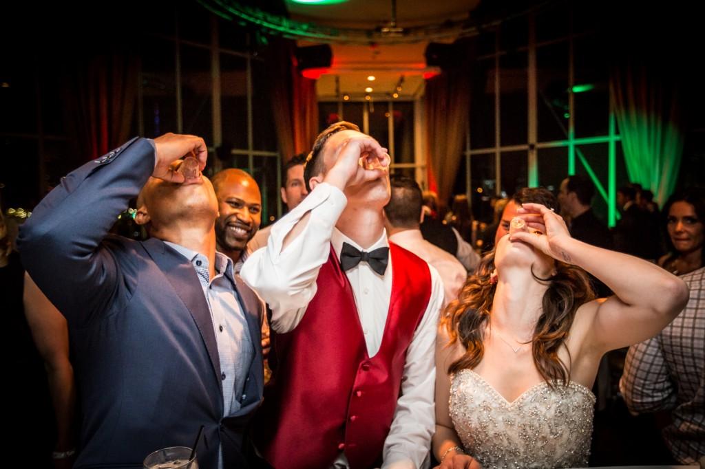 Creative Wedding Reception Photos