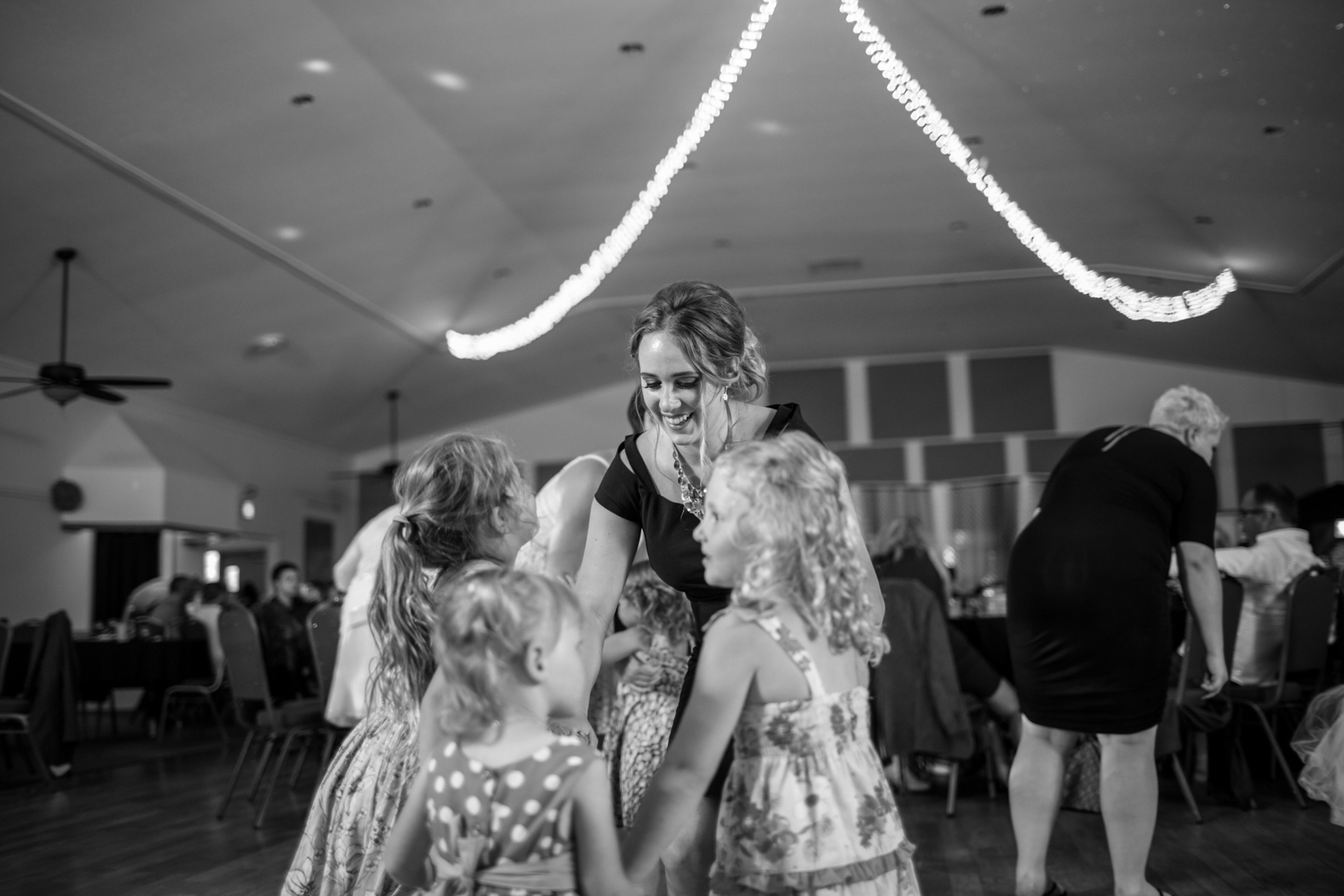 Drayton Valley Wedding Reception
