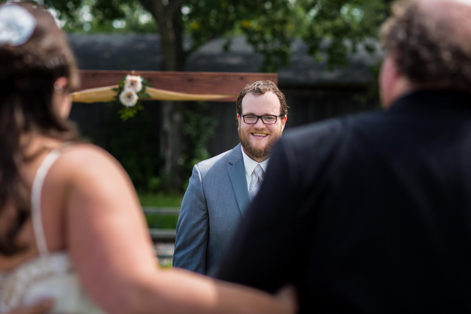Creative Wedding Ceremony Photos