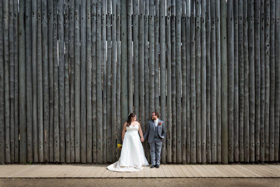 Fort Edmonton Park Wedding – Lisa & Mike