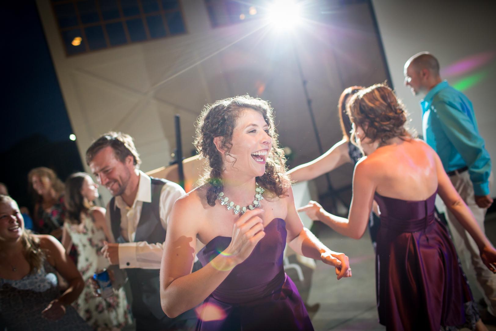 Fort Edmonton Wedding Reception