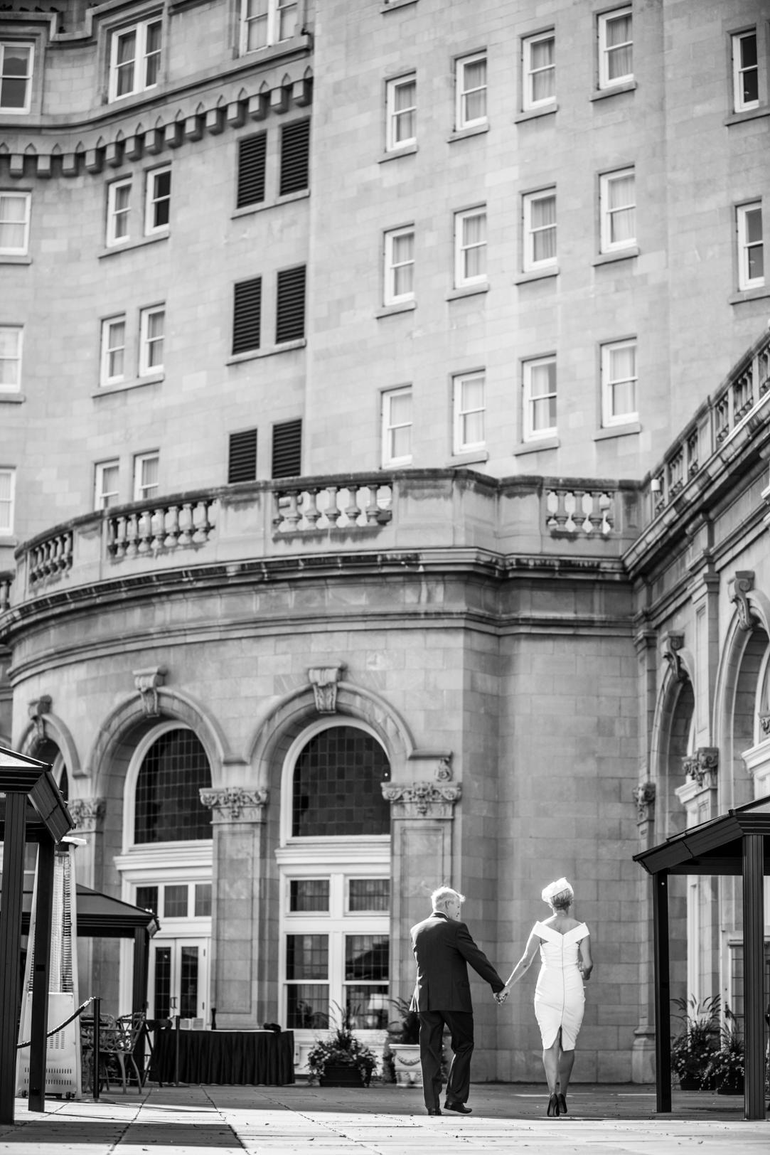 Wedding Photography Hotel MacDonald