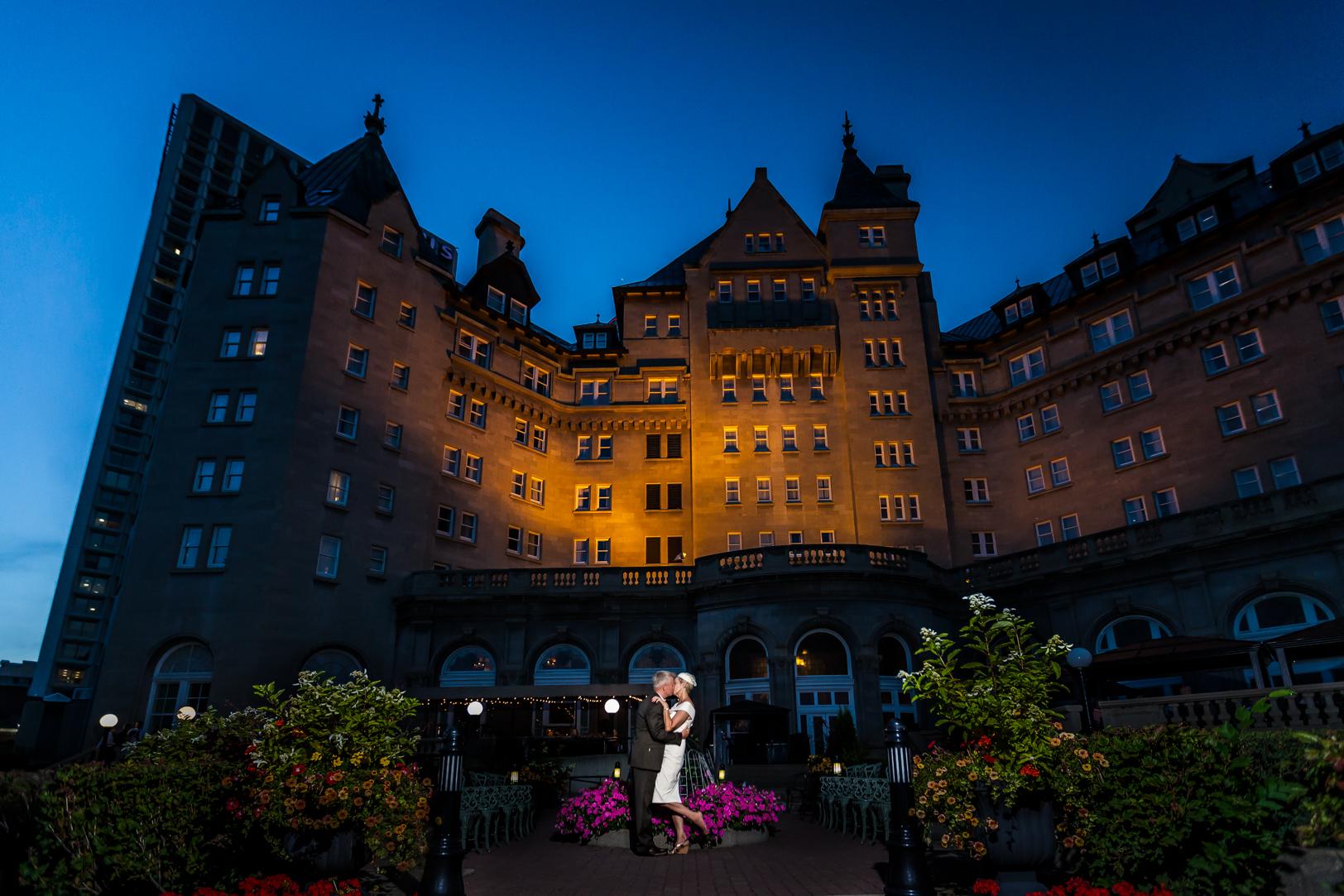 Night Portraits at Hotel MacDonald