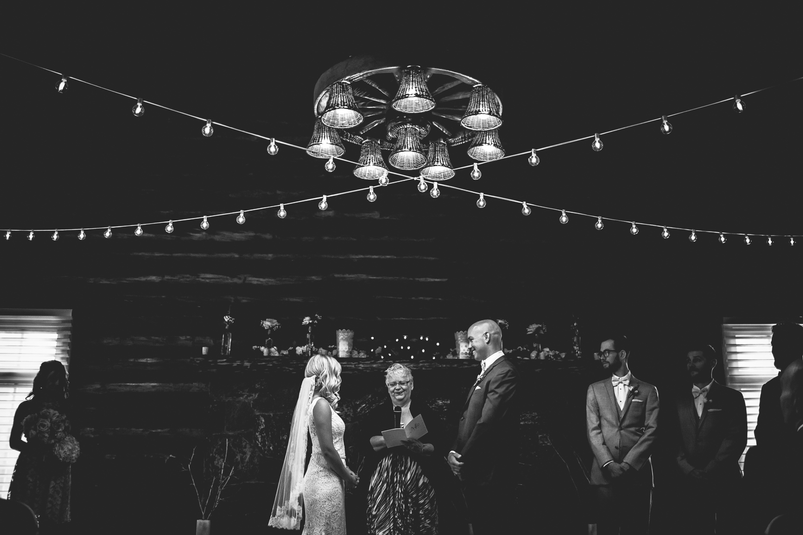 Indoor Wedding Edmonton