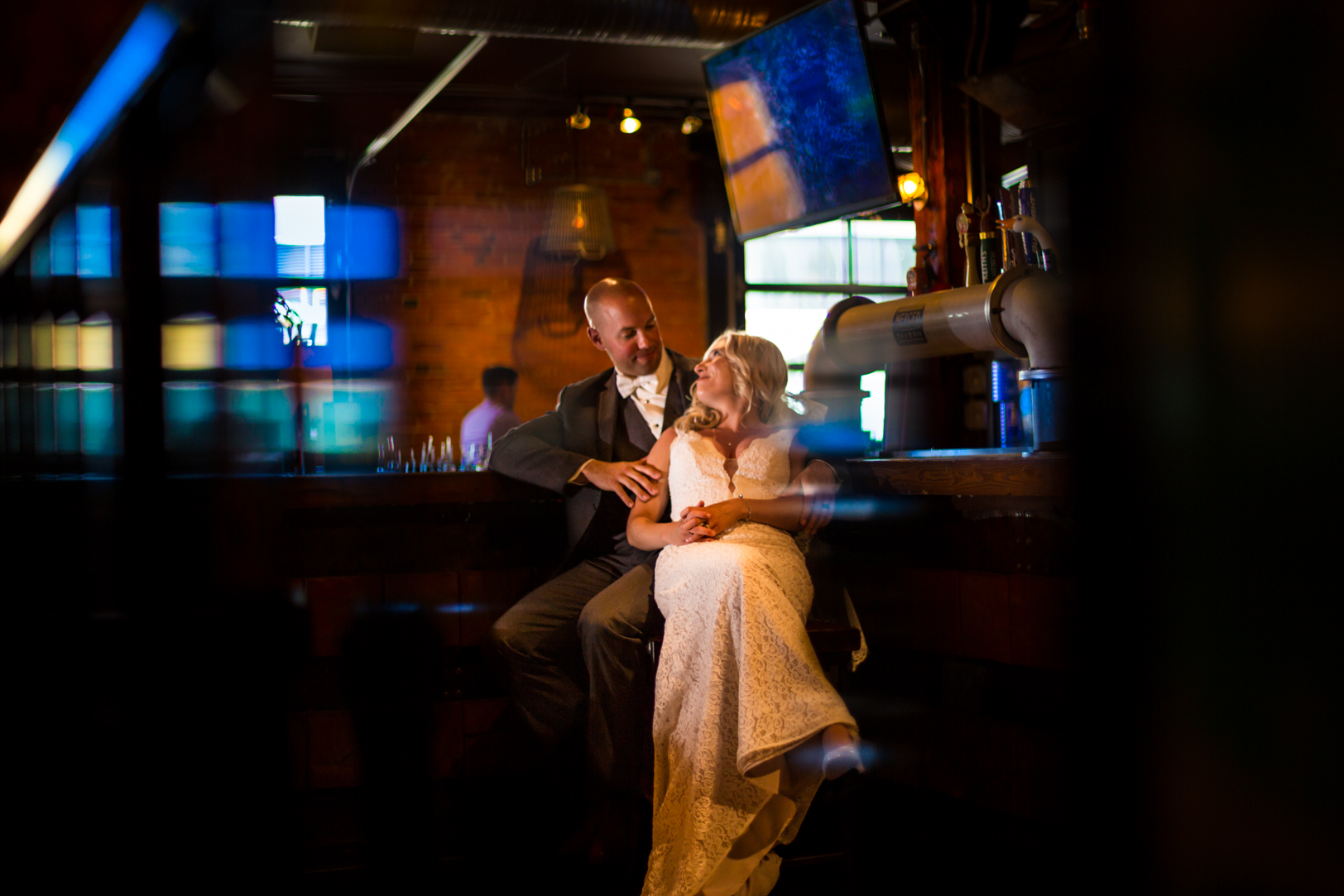 Wedding Photos at Mercer Tavern