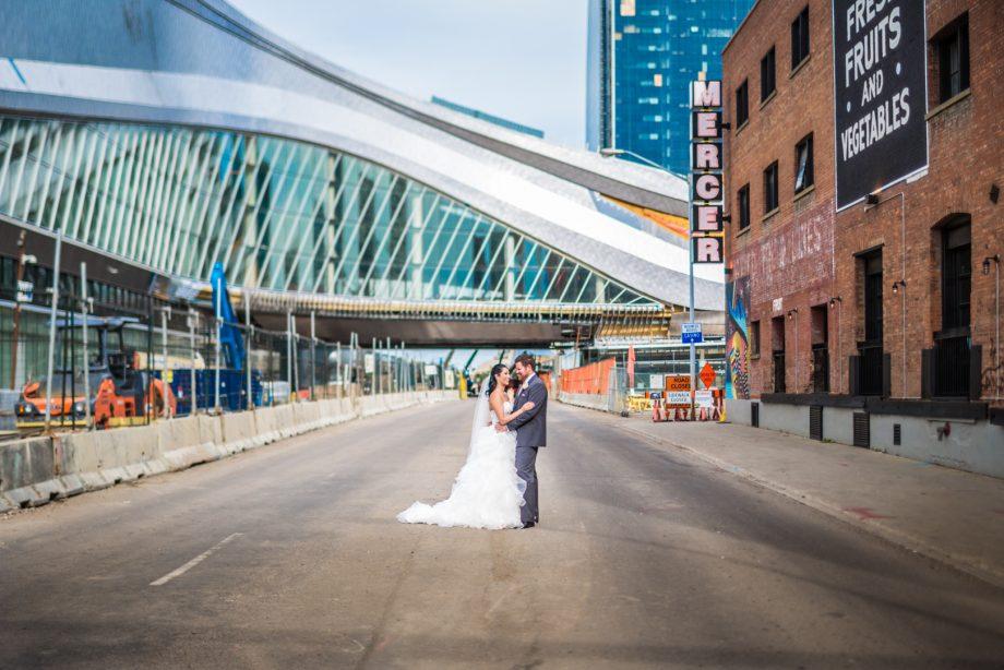 St Joseph Basilica Wedding – Ginger & Mike