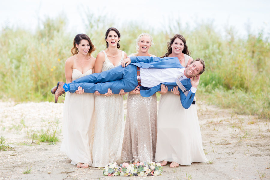 Fun Bridal Party Pictures.