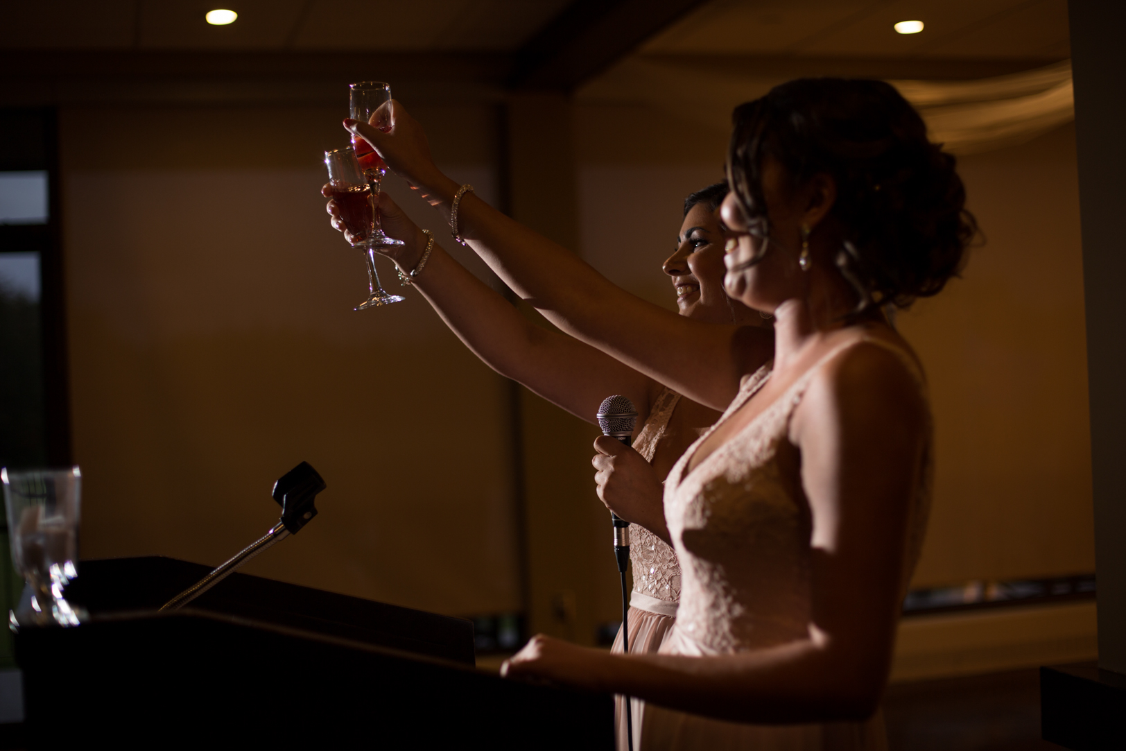Photo of Bridesmaid Speech