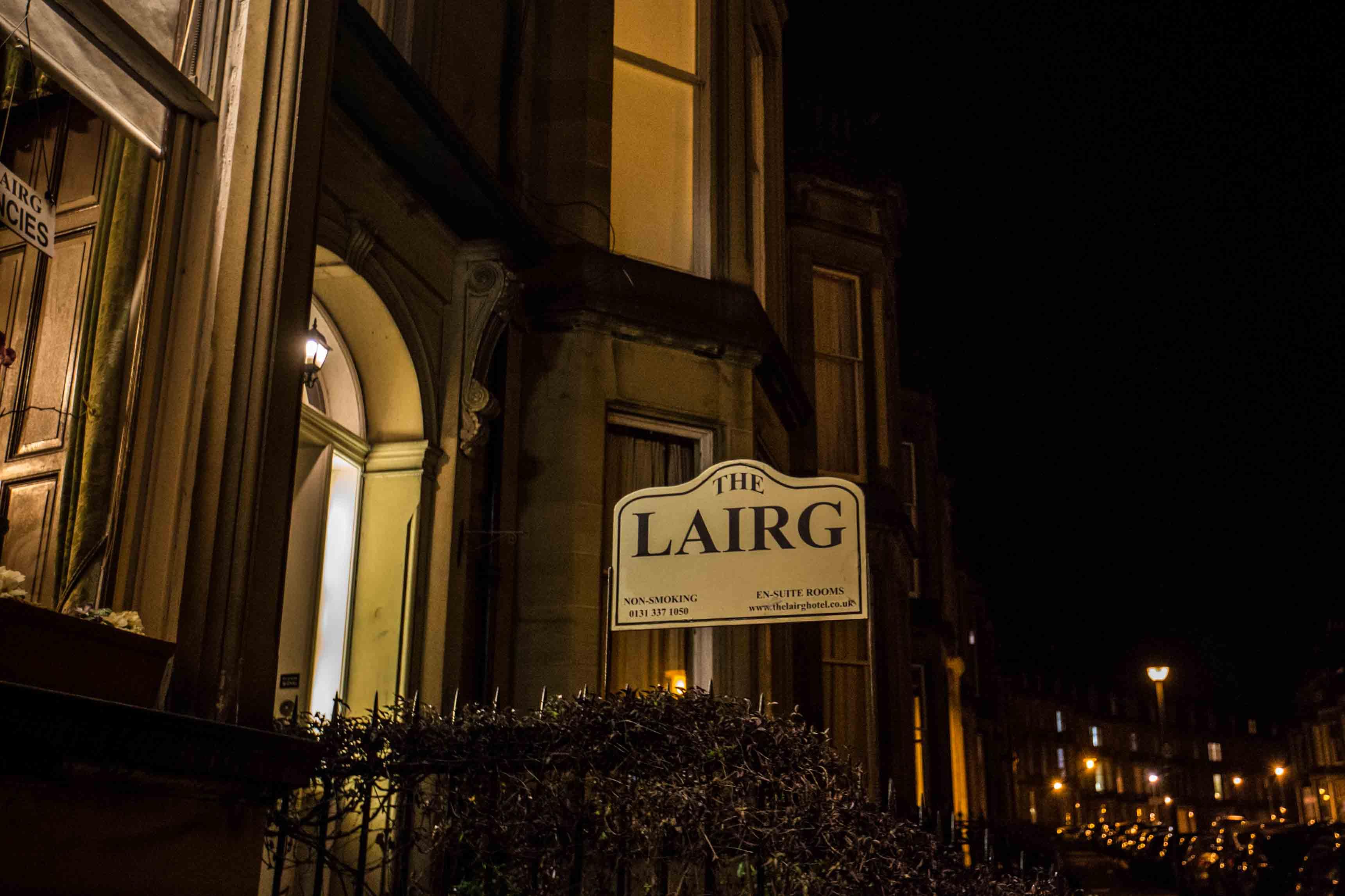 Lairg Hotel Edinburgh