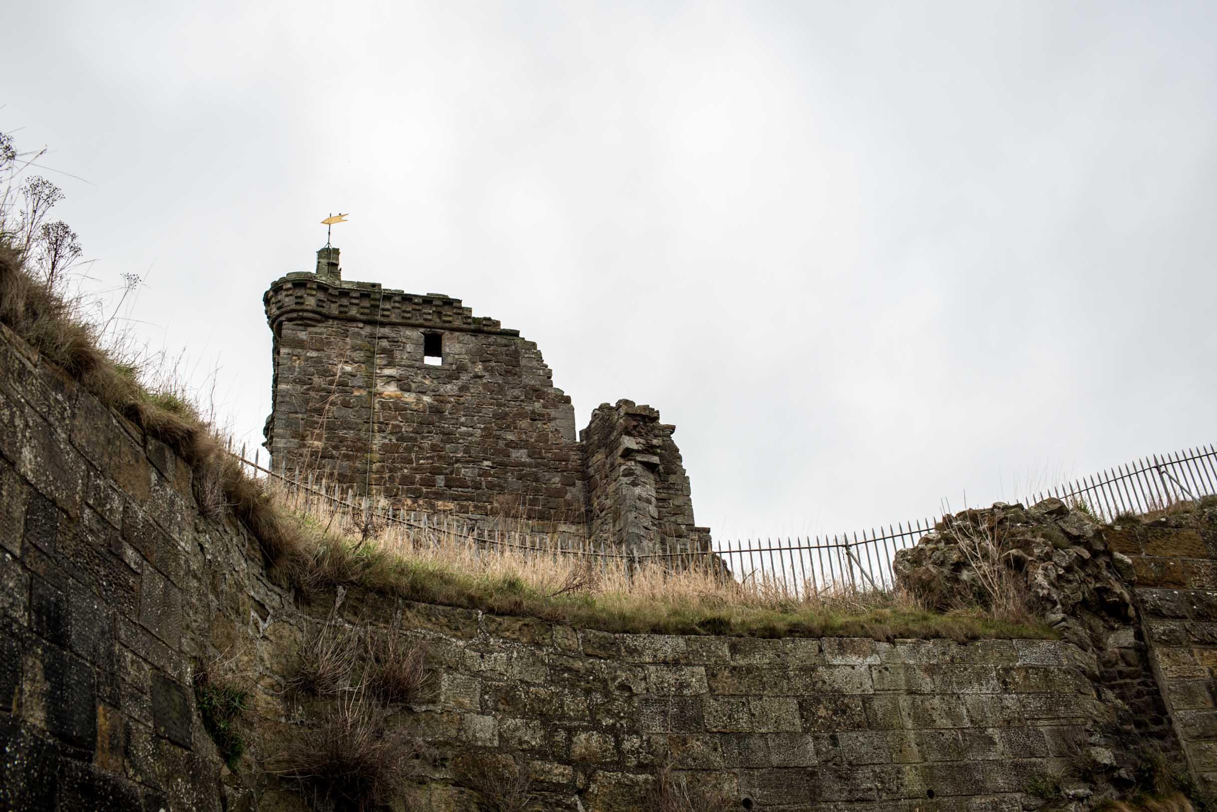 St. Andrews Scotland castle