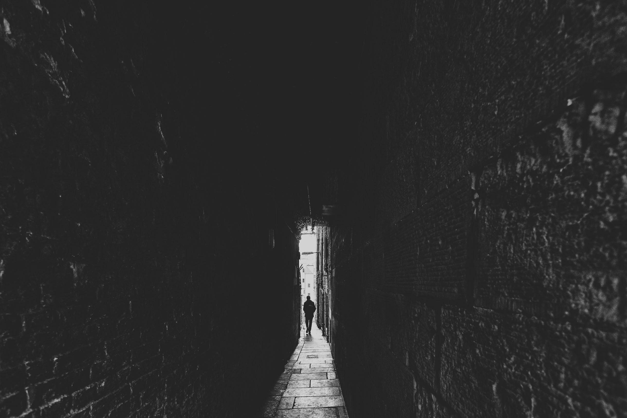 exploring in Edinburgh