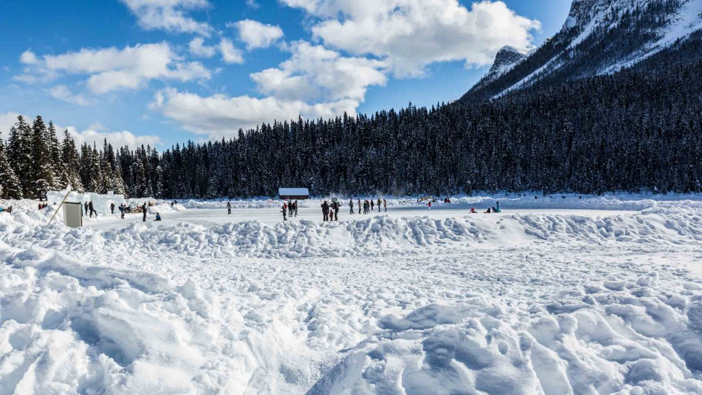 Visit The Best Spots In Banff In Winter