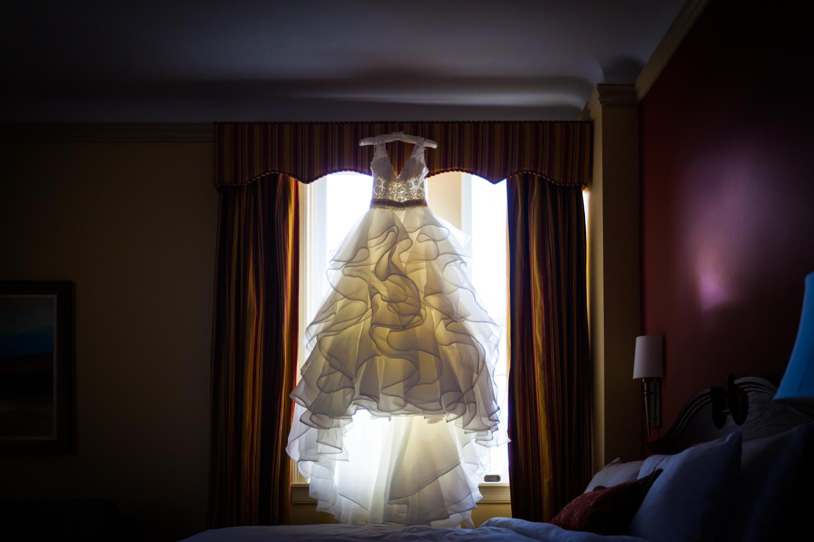 Fairmont Hotel MacDonald Wedding