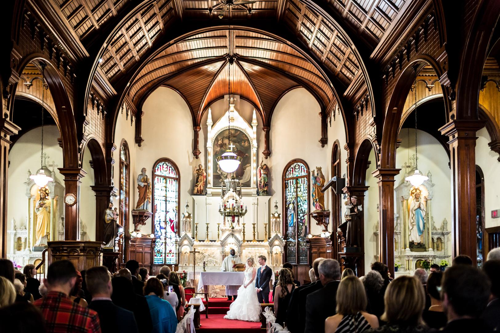 photos of wedding ceremony