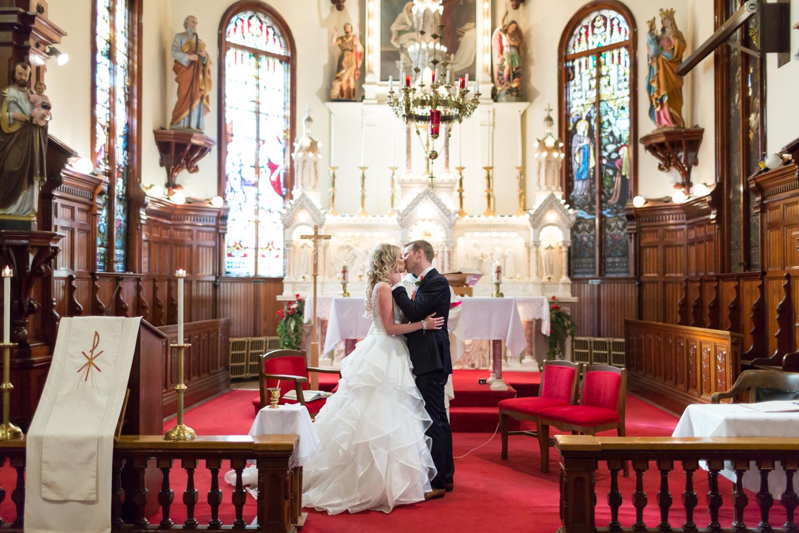 catholic wedding edmonton