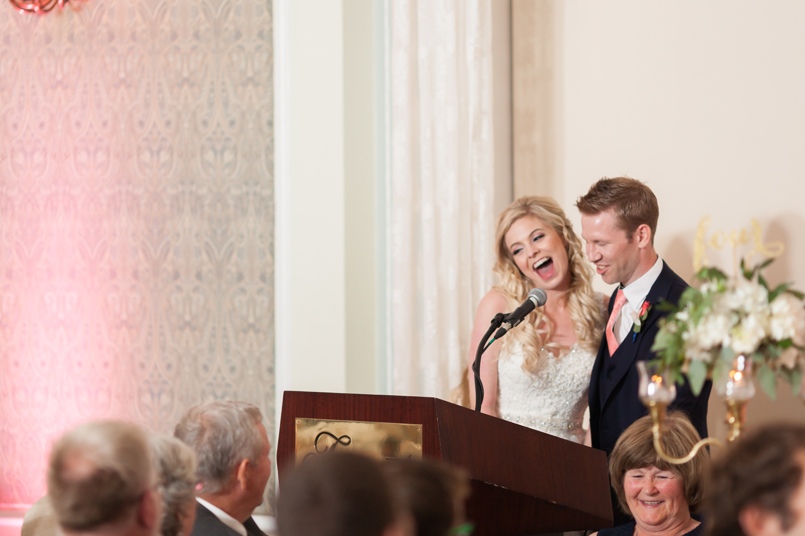 Thank you speech bride and groom