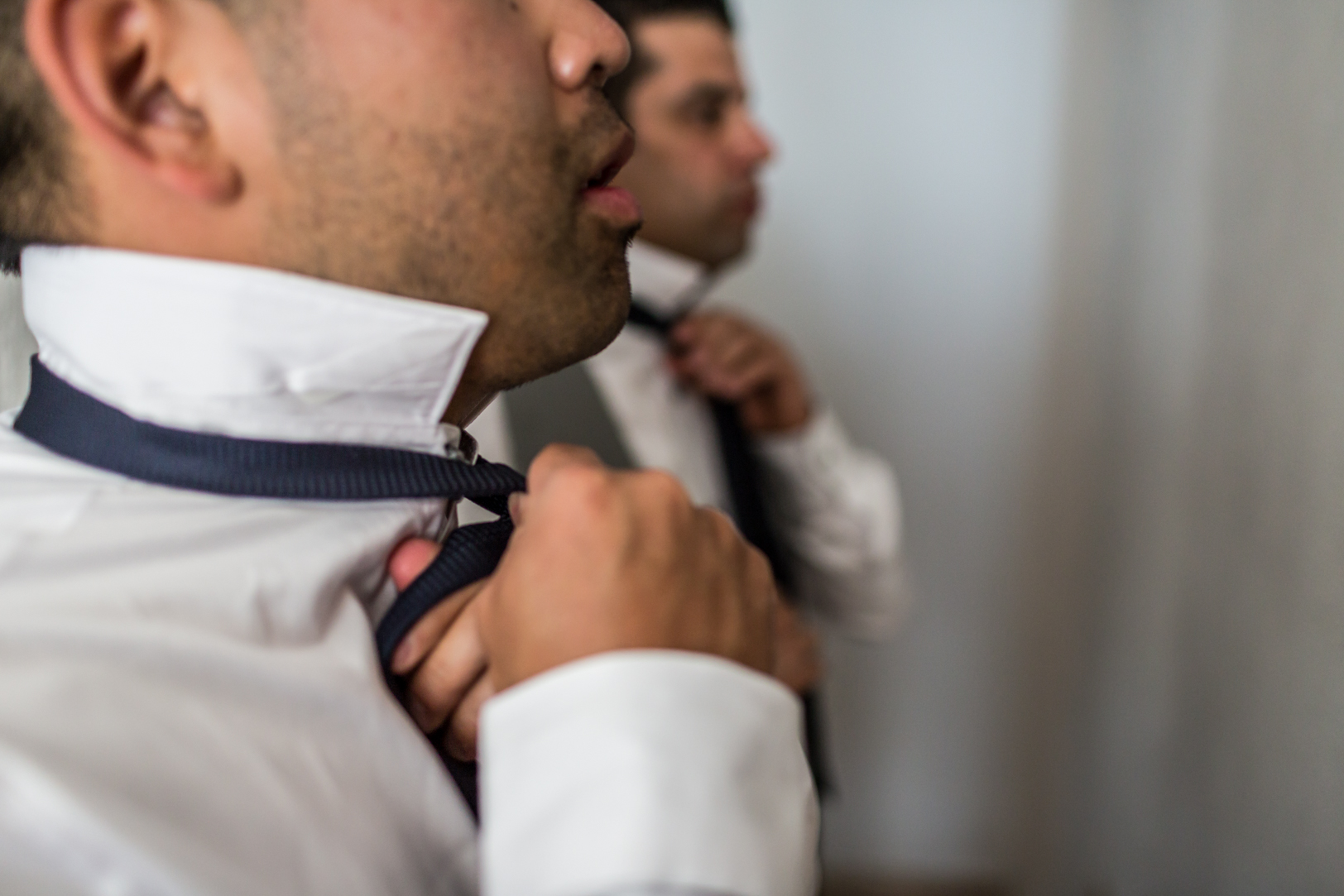 groomsmen getting ready at Sunscape Dorado Pacifico Ixtapa destination wedding