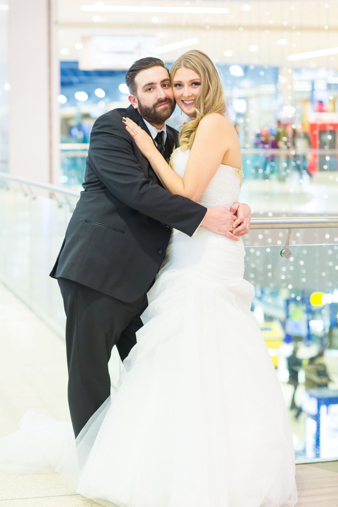 west edmonton mall wedding