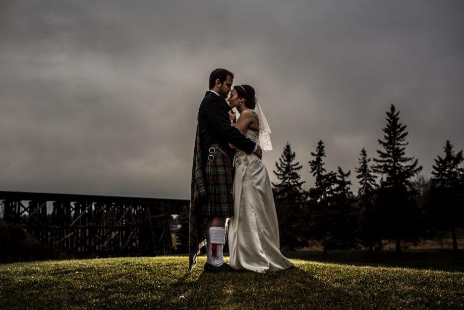 Scottish Wedding – Caitlin & Burke