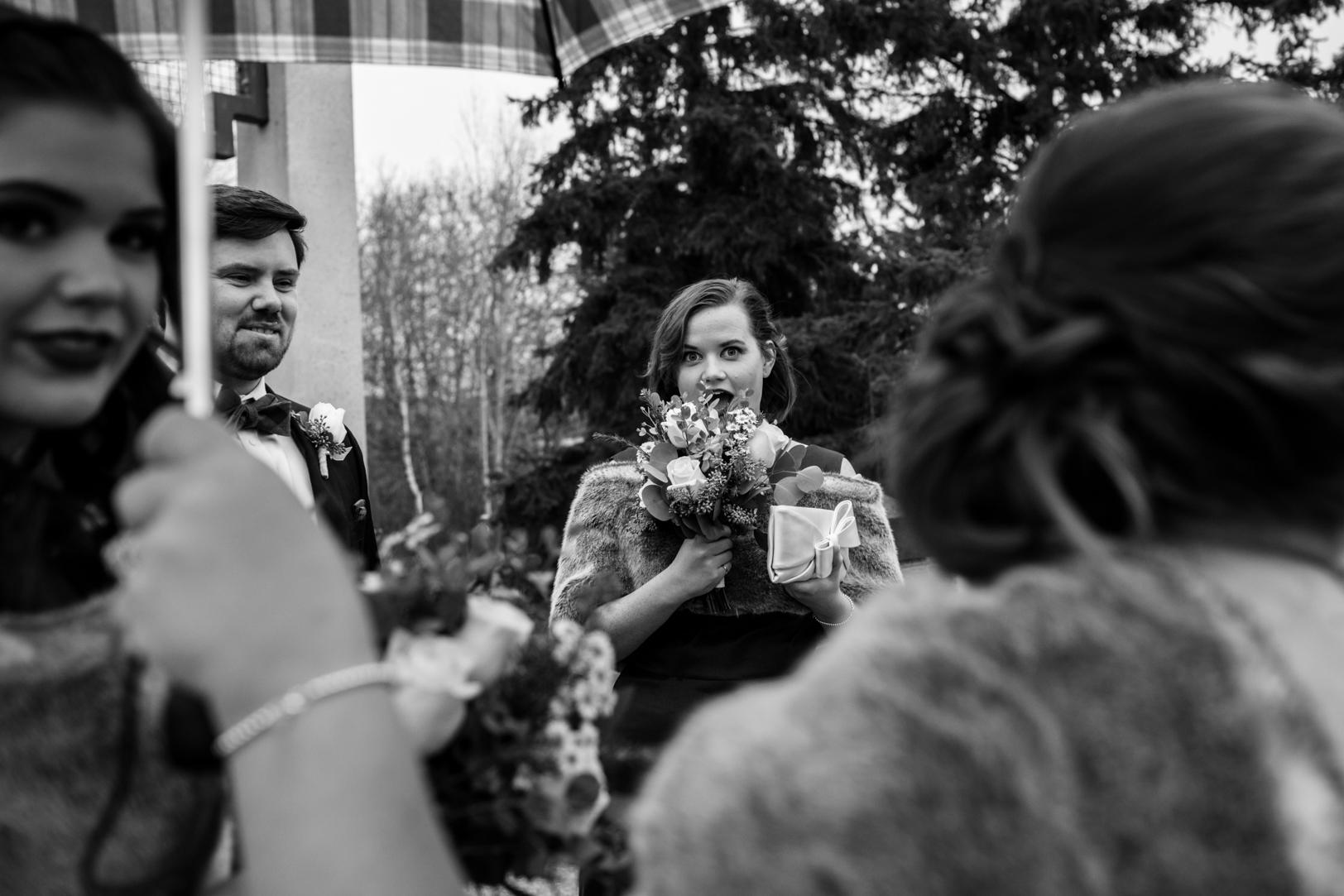 Photo From A Scottish Wedding in Edmonton