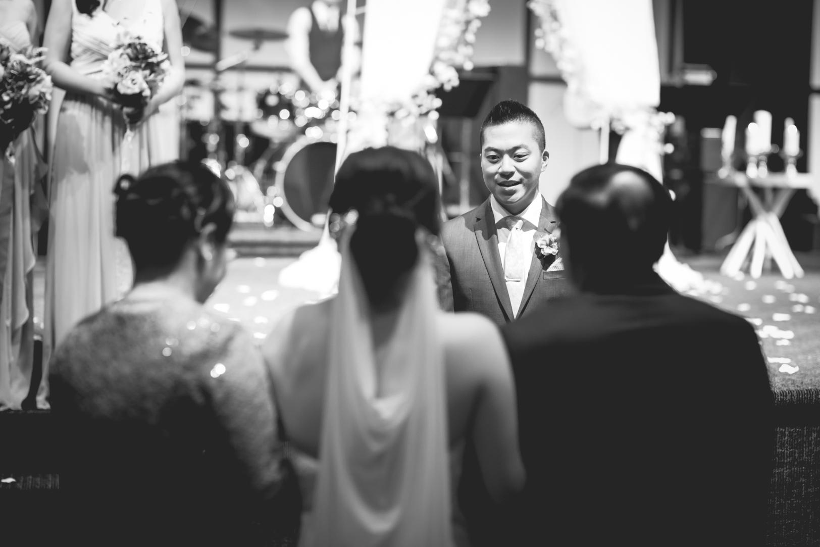 Candid Wedding Ceremony Photos