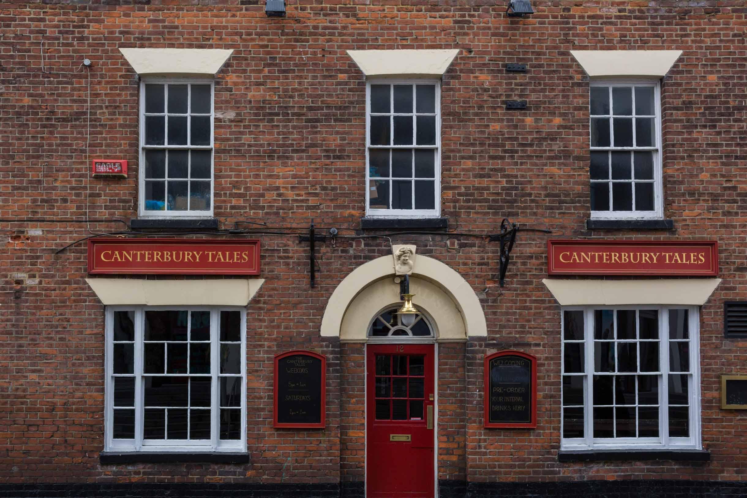 canterbury & london