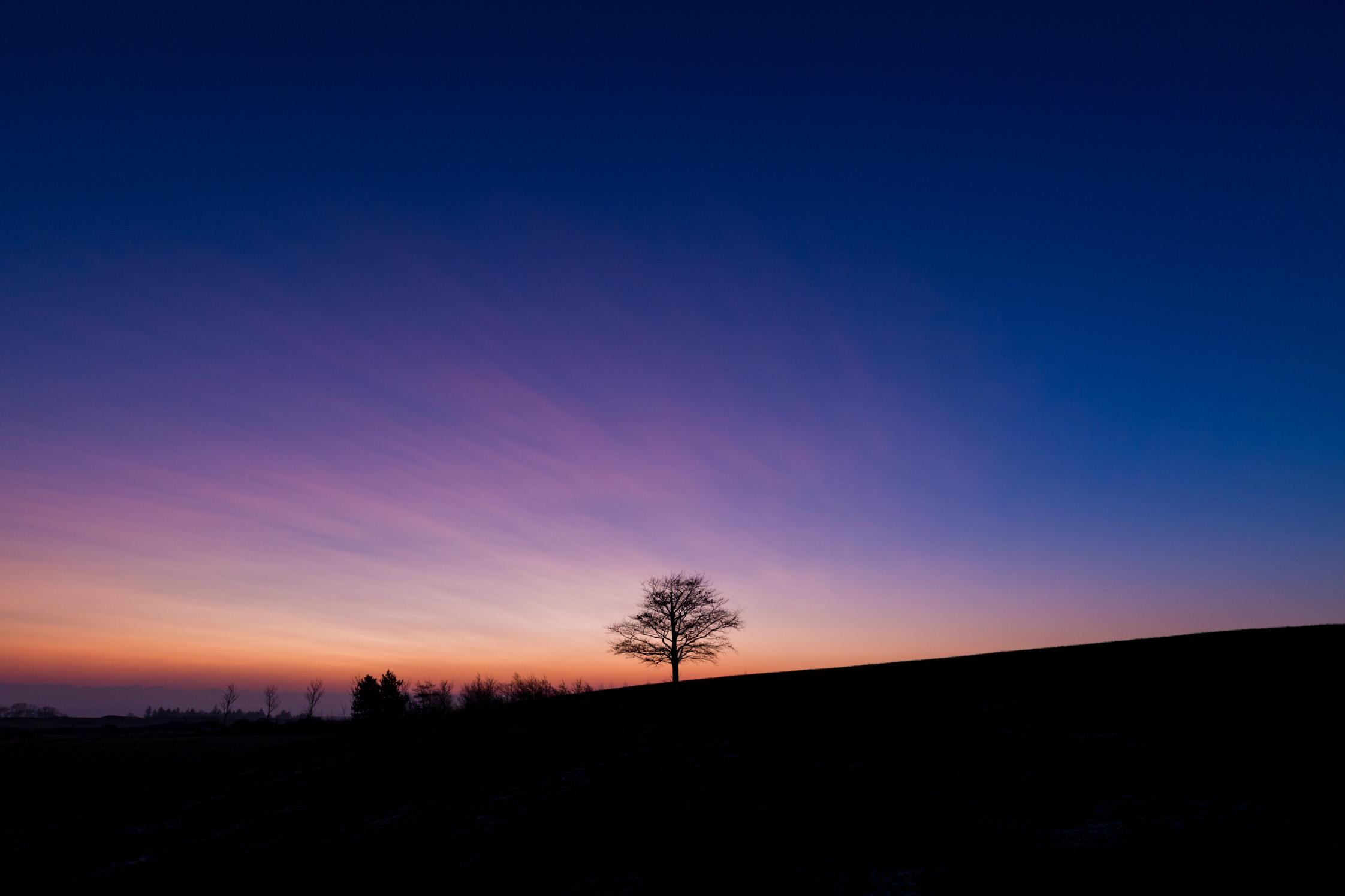 Sunrise in Scotland St Andrews Fairmont