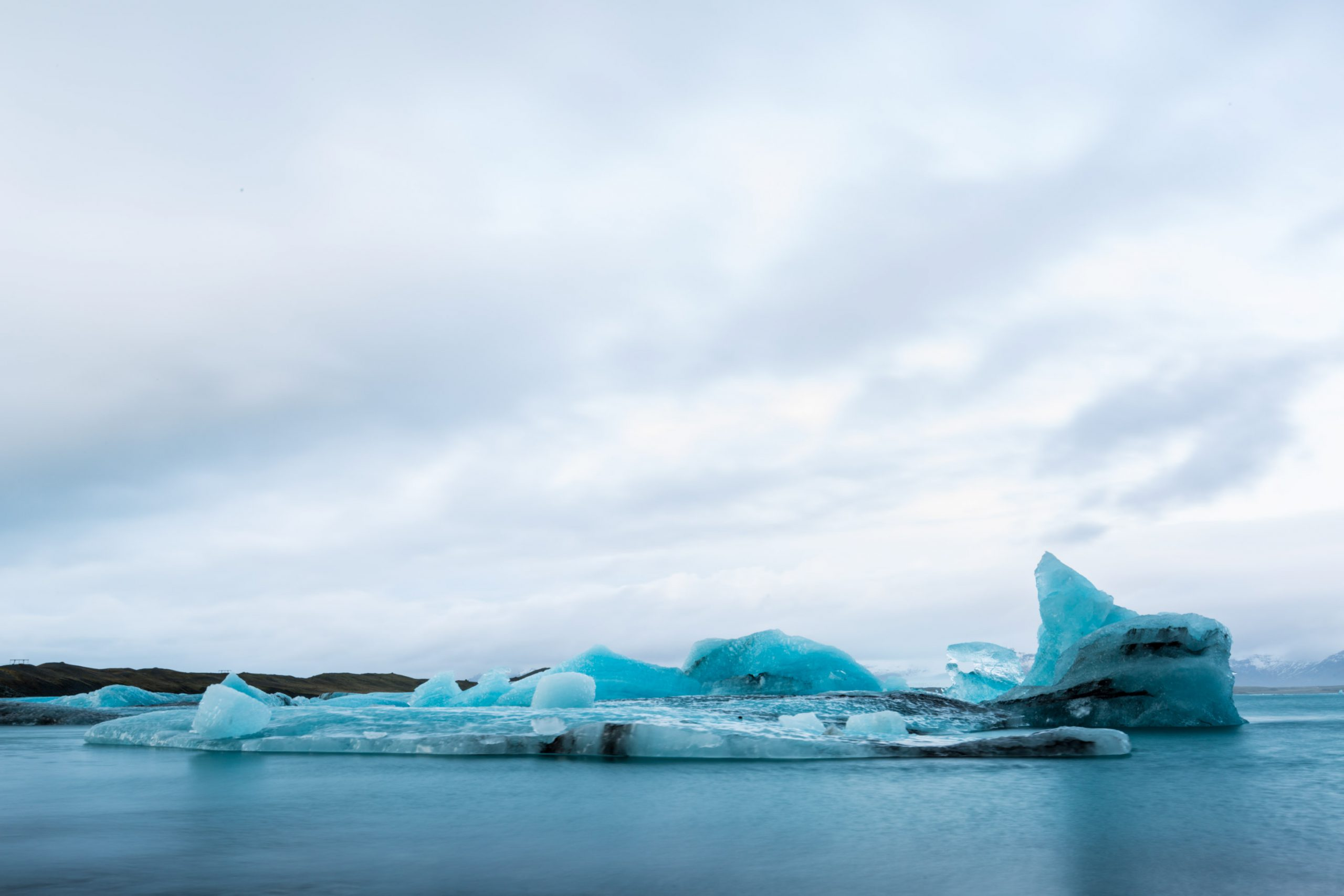 Jökulsárlón lagoon Iceland - Pictures Of Glaciers In Iceland.