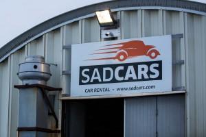 Sad Cars Iceland