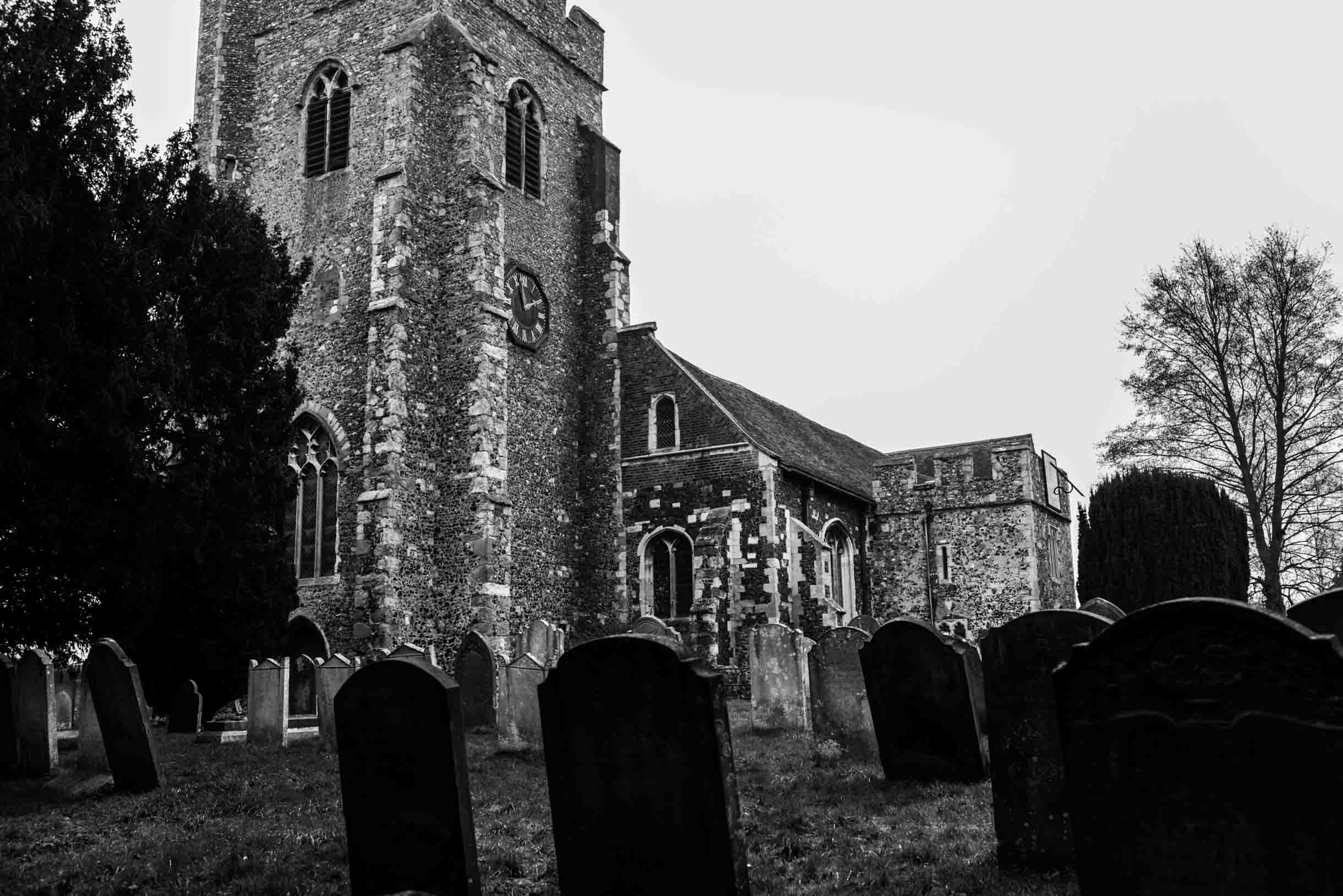 wigham church