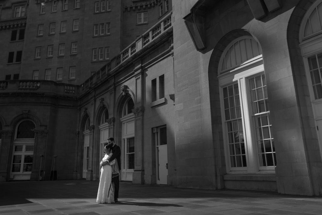 Award winning wedding photographers in Edmonton