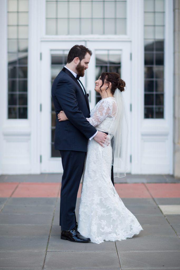 Hotel Macdonald wedding