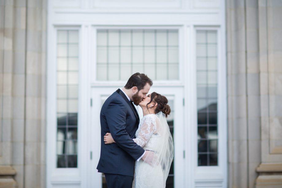 Edmonton Fairmont Hotel Wedding – Gina & Mark