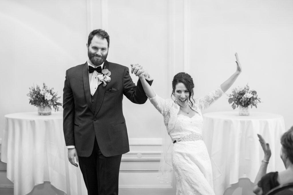 Edmonton fairmont hotel wedding ceremony