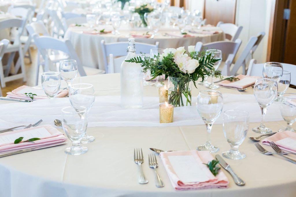 Hotel Eldorado wedding reception