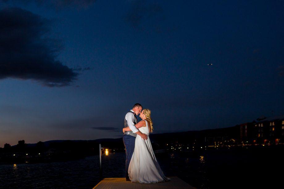 Kelowna Wedding – Alexis & Tyler