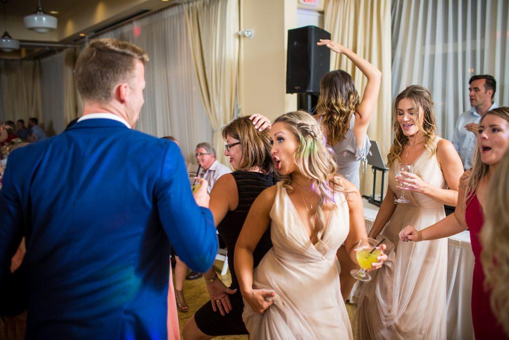 Hotel Eldorado wedding dance