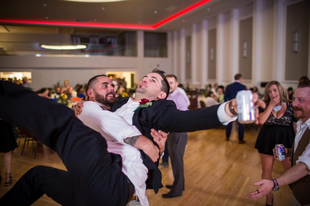 wedding dance at polish hall edmonton