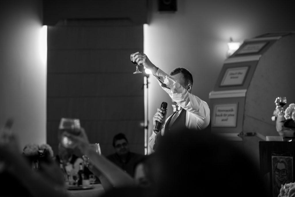 Best man speech at wedding